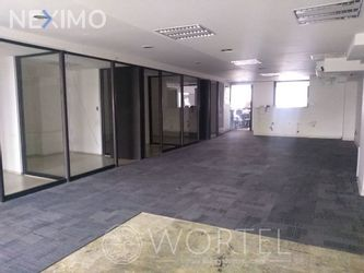 NEX-55600 - Oficina en Renta, con 1 baño, con 165 m2 de construcción en Polanco, CP 11510, Ciudad de México.