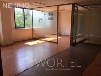 NEX-55608 - Oficina en Renta, con 159 m2 de construcción en Del Valle Centro, CP 03100, Ciudad de México.