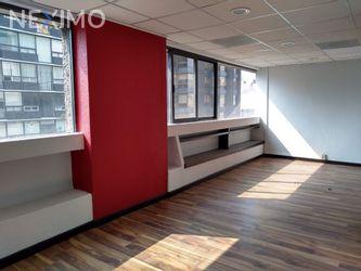 NEX-55610 - Oficina en Renta, con 1 baño, con 196 m2 de construcción en Anzures, CP 11590, Ciudad de México.