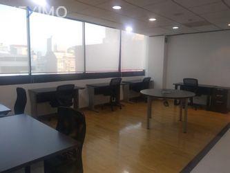 NEX-55612 - Oficina en Renta, con 60 m2 de construcción en Polanco, CP 11510, Ciudad de México.