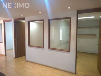 NEX-55620 - Oficina en Renta, con 1 baño, con 220 m2 de construcción en Ciudad de los Deportes, CP 03710, Ciudad de México.