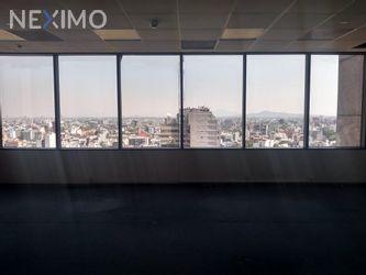 NEX-55626 - Oficina en Renta, con 140 m2 de construcción en Del Valle Centro, CP 03100, Ciudad de México.