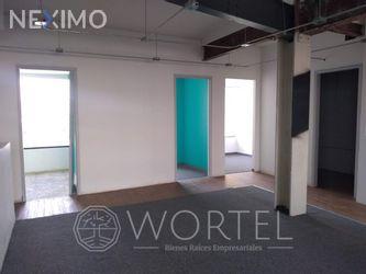 NEX-55639 - Oficina en Renta, con 129 m2 de construcción en Roma Sur, CP 06760, Ciudad de México.