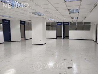 NEX-55650 - Oficina en Renta, con 320 m2 de construcción en Del Valle Centro, CP 03100, Ciudad de México.