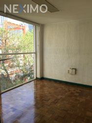 NEX-55674 - Oficina en Renta, con 140 m2 de construcción en Juárez, CP 06600, Ciudad de México.