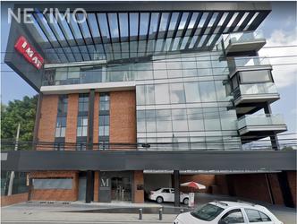 NEX-30793 - Oficina en Renta, con 1 recamara, con 1 medio baño, con 83 m2 de construcción en Lomas Altas, CP 11950, Ciudad de México.