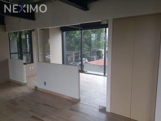 NEX-33124 - Oficina en Renta, con 1 medio baño, con 63 m2 de construcción en Lomas Altas, CP 11950, Ciudad de México.