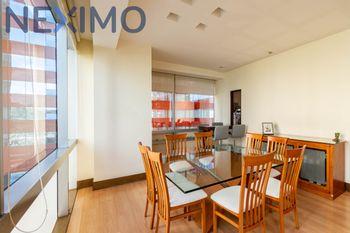 NEX-15425 - Departamento en Renta en Santa Fe, CP 01376, Ciudad de México, con 2 recamaras, con 2 baños, con 142 m2 de construcción.