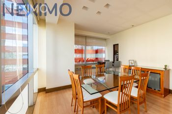 NEX-15425 - Departamento en Renta, con 2 recamaras, con 2 baños, con 142 m2 de construcción en Santa Fe, CP 01376, Ciudad de México.