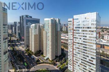 NEX-37734 - Departamento en Venta en Santa Fe Cuajimalpa, CP 05348, Ciudad de México, con 2 recamaras, con 2 baños, con 103 m2 de construcción.