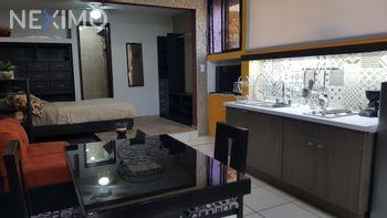 NEX-38222 - Departamento en Renta, con 1 recamara, con 1 baño, con 24 m2 de construcción en Jardines del Estadio, CP 78280, San Luis Potosí.