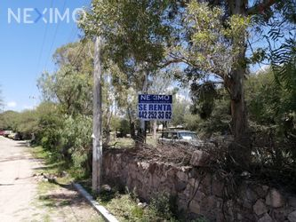 NEX-5093 - Terreno en Renta en Las Fronteras, CP 76270, Querétaro.