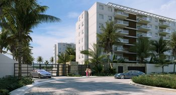 NEX-32483 - Departamento en Venta en Cancún Centro, CP 77500, Quintana Roo, con 3 recamaras, con 3 baños, con 112 m2 de construcción.