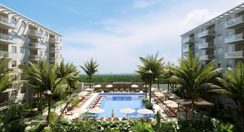 NEX-32487 - Departamento en Venta en Cancún Centro, CP 77500, Quintana Roo, con 3 recamaras, con 3 baños, con 111 m2 de construcción.
