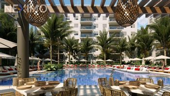 NEX-32701 - Departamento en Venta, con 4 recamaras, con 3 baños, con 1 medio baño, con 116 m2 de construcción en Cancún Centro, CP 77500, Quintana Roo.