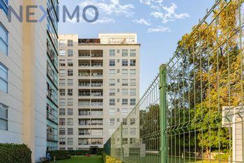NEX-35694 - Departamento en Venta en Santa Úrsula Coapa, CP 04650, Ciudad de México, con 3 recamaras, con 2 baños, con 1 medio baño, con 136 m2 de construcción.