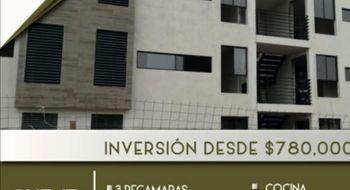NEX-27209 - Departamento en Venta en La Forestal, CP 78120, San Luis Potosí, con 3 recamaras, con 2 baños, con 80 m2 de construcción.