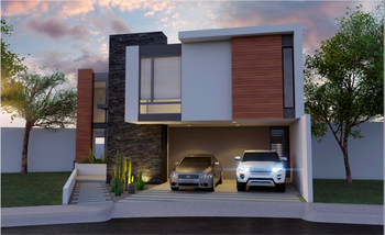 NEX-28935 - Casa en Venta en Lomas del Tecnológico, CP 78215, San Luis Potosí, con 3 recamaras, con 3 baños, con 2 medio baños, con 321 m2 de construcción.