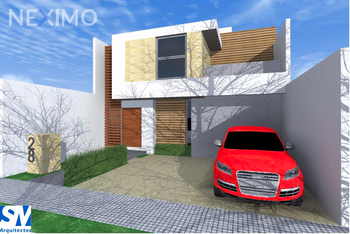 NEX-28943 - Casa en Venta, con 3 recamaras, con 2 baños, con 1 medio baño, con 184 m2 de construcción en Horizontes Residencial, CP 78216, San Luis Potosí.