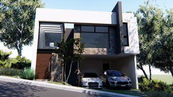 NEX-39091 - Casa en Venta en Monterra, CP 78215, San Luis Potosí, con 3 recamaras, con 3 baños, con 1 medio baño, con 309 m2 de construcción.