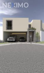 NEX-43899 - Casa en Venta, con 3 recamaras, con 2 baños, con 1 medio baño, con 215 m2 de construcción en San Angel I, CP 78120, San Luis Potosí.