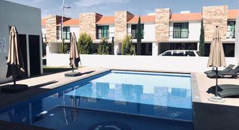NEX-25267 - Casa en Renta en Pozos Residencial, CP 78397, San Luis Potosí, con 3 recamaras, con 2 baños, con 1 medio baño, con 120 m2 de construcción.