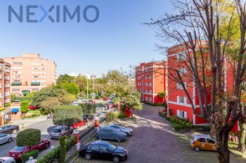 NEX-36597 - Departamento en Venta en Los Reyes, CP 04330, Ciudad de México, con 3 recamaras, con 2 baños, con 112 m2 de construcción.