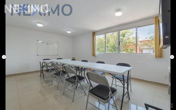 NEX-40382 - Oficina en Renta, con 1 medio baño, con 15 m2 de construcción en Prado Coapa 2A Sección, CP 14357, Ciudad de México.
