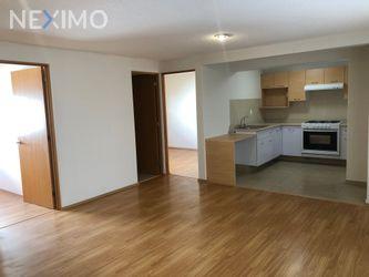 NEX-41844 - Departamento en Renta en El Mirador, CP 04950, Ciudad de México, con 2 recamaras, con 1 baño, con 1 medio baño, con 64 m2 de construcción.