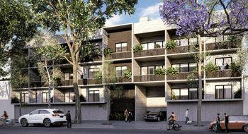 NEX-5375 - Departamento en Venta en Roma Sur, CP 06760, Ciudad de México, con 2 recamaras, con 2 baños, con 104 m2 de construcción.