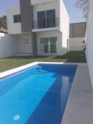 NEX-32339 - Casa en Venta en 3 de Mayo, CP 62763, Morelos, con 3 recamaras, con 3 baños, con 180 m2 de construcción.