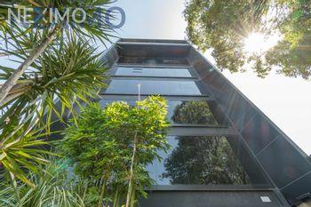 NEX-32357 - Oficina en Venta, con 1 recamara, con 2 medio baños, con 186 m2 de construcción en Escandón I Sección, CP 11800, Ciudad de México.