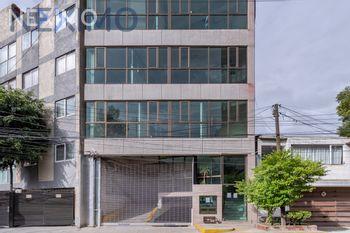 NEX-34788 - Oficina en Renta, con 1 recamara, con 14 medio baños, con 2400 m2 de construcción en Acacias, CP 03240, Ciudad de México.