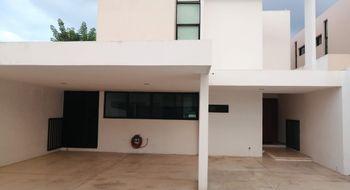 NEX-20656 - Casa en Renta en Santa Rita Cholul, CP 97130, Yucatán, con 3 recamaras, con 4 baños, con 1 medio baño, con 477 m2 de construcción.