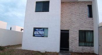 NEX-21718 - Casa en Renta en Las Américas II, CP 97302, Yucatán, con 3 recamaras, con 3 baños, con 120 m2 de construcción.