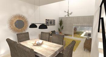 NEX-20870 - Casa en Venta en Conkal, CP 97345, Yucatán, con 3 recamaras, con 2 baños, con 1 medio baño, con 130 m2 de construcción.