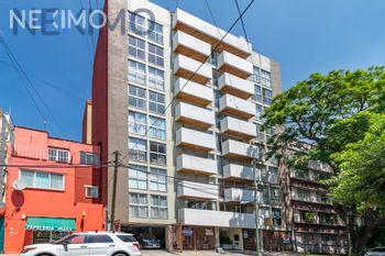 NEX-50135 - Departamento en Renta, con 2 recamaras, con 2 baños, con 127 m2 de construcción en Del Valle Norte, CP 03103, Ciudad de México.