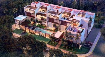 NEX-3855 - Departamento en Venta en Tulum Centro, CP 77760, Quintana Roo, con 2 recamaras, con 2 baños, con 93 m2 de construcción.