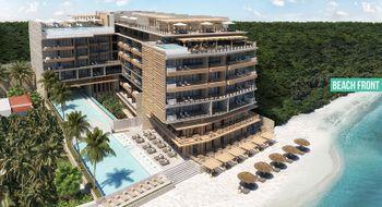 NEX-25456 - Departamento en Venta en Puerto Morelos, CP 77580, Quintana Roo, con 1 recamara, con 1 baño, con 76 m2 de construcción.