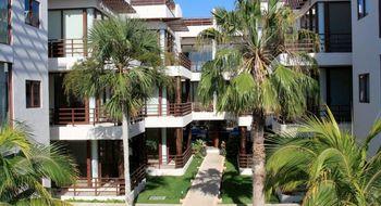 NEX-2809 - Departamento en Venta en Playa del Carmen, CP 77710, Quintana Roo, con 2 recamaras, con 2 baños, con 2 medio baños, con 125 m2 de construcción.