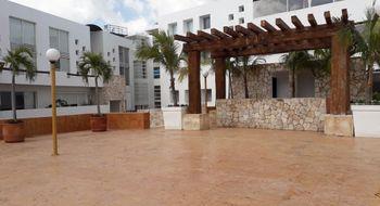 NEX-8986 - Departamento en Renta en Playa Car Fase II, CP 77717, Quintana Roo, con 1 recamara, con 1 baño, con 1 medio baño, con 105 m2 de construcción.