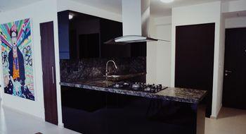 NEX-10338 - Departamento en Renta en Centro, CP 64720, Nuevo León, con 2 recamaras, con 2 baños, con 87 m2 de construcción.