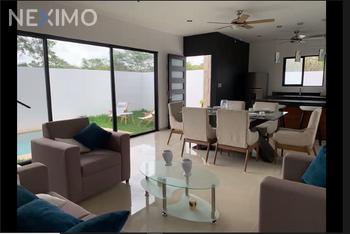 NEX-46480 - Casa en Venta, con 1 recamara, con 1 baño, con 1 medio baño, con 92 m2 de construcción en Misnébalam, CP 97308, Yucatán.