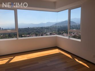 NEX-6340 - Departamento en Venta, con 2 recamaras, con 2 baños, con 1 medio baño, con 140 m2 de construcción en Cuajimalpa, CP 05000, Ciudad de México.